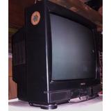 Tv Philco 20 Usado-a Reparar C/remoto