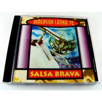 Dimension Latina 76 Salsa Brava Cd Como Nuevo Imp Venezuela