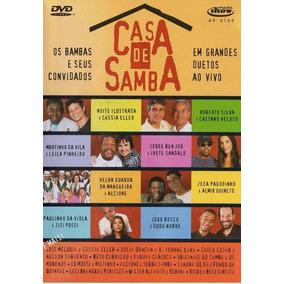 Dvd Casa De Samba - Varios (934022)