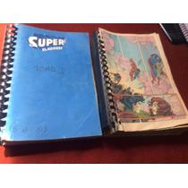 Superman, El Hombre De Acero (serie Completa Engargolada)