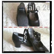 Zapatos De Flamenco Ninas