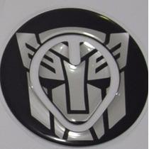 Protetor 3d Bocal Transformers Tanque Moto Honda Fan 125 150