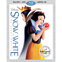 Blanca Nieves Y Los Siete Enanos - Bluray Signature Edition