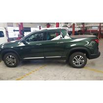 Fiat Toro Freedom Verde 4x4 Motor 2.0 2017 0km Autonovo S.a