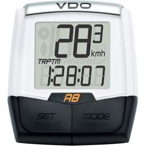 Ciclocomputador Velocimetro Bicicleta Vdo A8