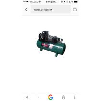 Compresora De Aire Tanque 500 Litros Motor Trifasico