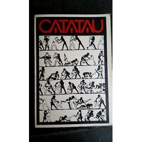 Livro Catatau 1ª Edição - Paulo Leminski