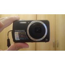 Câmera Digital Samsung Pl20 14.2mp + Card 2gb - Frete Grátis