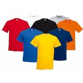Camiseta Fio 30-penteado 100% Algodão