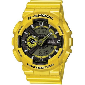 e9236367653f Reloj Amarillo Pared - Relojes Casio de Hombres en Mercado Libre Chile