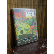 Dvd Box Set Mad Men Temporada Final P1 *el Bazar*