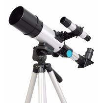 Telescopio Twinstar 60mm Compact Refractor Astroventure