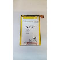 Bateria Pila Interna Sony Xperia Zl Zq Lt35 L35i C6505 Origi