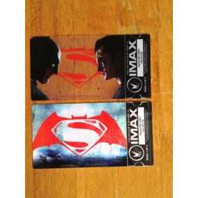 Boletos Cine Imax Semana 1 Y 2 Batman Vs Superman