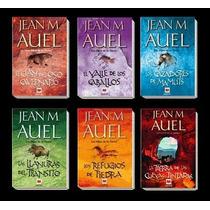 Auel Jean Los Hijos De La Tierra Colección Completa De Libro