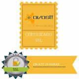 Certificado Ssl Avast Wordpress +barato Ml / Oferta Limitada
