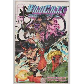Wild C.a.t.s. Especial # 1 - Image Comics Usa