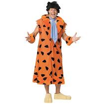 Disfraz Pedro Picapiedra Flintstone Fred Hombre Adulto