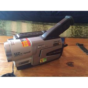 Digital Handycam 8 Dcr-trv130 Sony Video Camera & Recorder