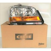 Farol S10 2001 2002 2003 2004 Direito Original Valeo Cibie