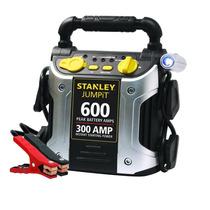 Jump Stanley Portable 600 Peak Amp 2404