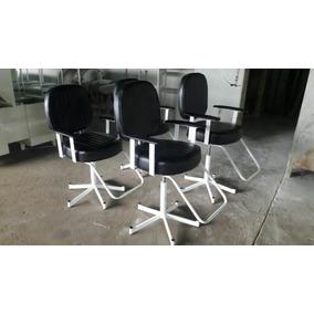Silla De Peluquería O Barbería - Somos Fabricantes
