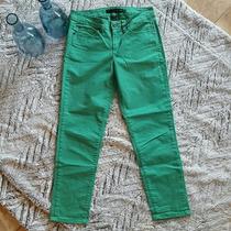 Pantalon Calvin Klein Crop Jeans Mezclilla Ck