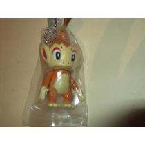 Pokemon Llavero Perla Y Diamante Original Chimchar