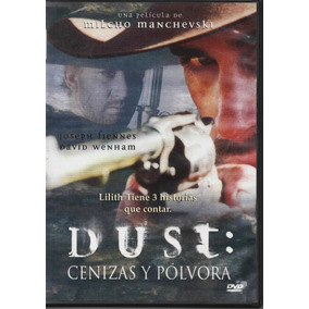 Dust Cenizas Y Pólvora - Película Milcho Manchevski 1 Dvd