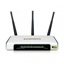 Roteador Wireless N 300mbps Tp-link Tl-wr941nd Envio Grátis