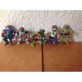 Tortugas Ninjas Figuras Vintage