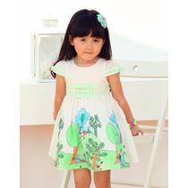 Vestido Para Niña Talla 4 Y 5 Años Nuevos Y Hermosos