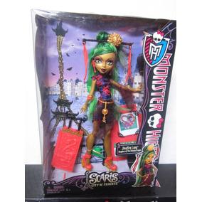 Muñecas De Monster High Scaris Skelita, Jinafire Long Nuevas