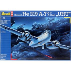 Heinkel He 219 A-7 1/32 Revell 4666