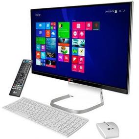 Desktop Lg All In One- 24 V550