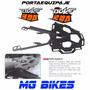Porta Equipaje Ktm Duke 200 / 390 Kraftec Unico Mg Bikes