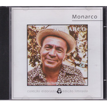 Monarco - Cd Monarco - Part Velha Guarda Portela - Seminovo