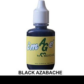 Pigmento Mei-cha Image 15ml - Black Azabache