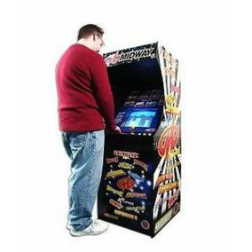 Plano Construye Tu Maquina Multijuego Arcade