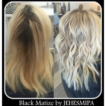 Shampoo Black Matiz Keratina