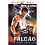 Dvd Falcão - O Campeão Dos Campeões - Lacrado E Original