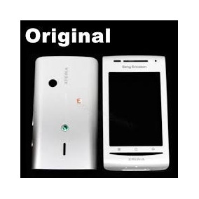 Carcasa O Caratula Original Sony Xperia X8 Completa