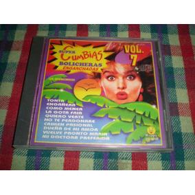 Super Cumbias Bolicheras Enganchadas Vol.7