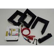 Kit Analisador De Energia Elétrica Acesso Web 3000a Dmi T5t