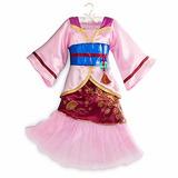 Disney Store Fantasia Princesa Mulan 5/6 No Brasil