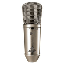 Microfone Behringer B1 Condensador;03500 Unimusic