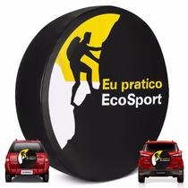 Capa Pneu Estepe Ecosport