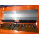 Amplificador De Potencia 1000w / Ciclotron