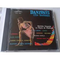 Marimba Orquesta La Reyna De Villaflores Danzones C/ Marimba