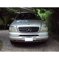 Mercedez Benz Ml 320 Aut Luxury 2001